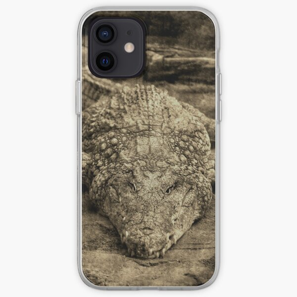 Crocodile iPhone Soft Case
