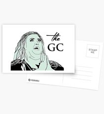 'The GC' Gemma Collins Postcards