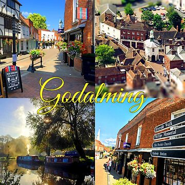 Amazing Godalming Photo Montage by Picturestation