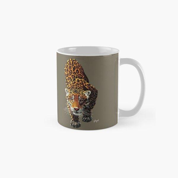 Stalking Leopard Classic Mug
