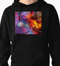 Burnt CD - New Ugly Pullover Hoodie