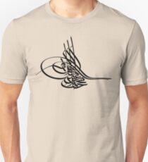 Ottoman Tughra Unisex T-Shirt
