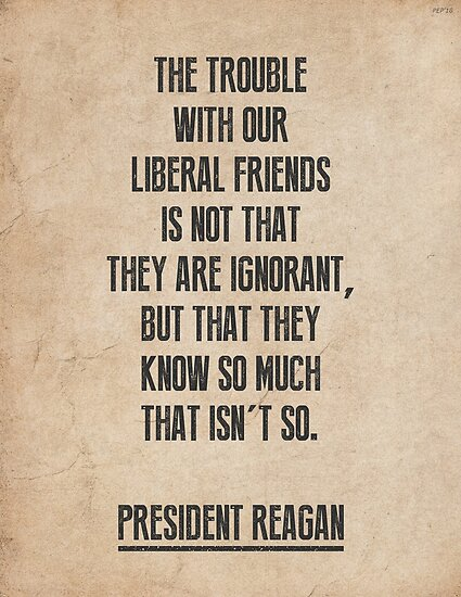 President Reagan Quote by morningdance