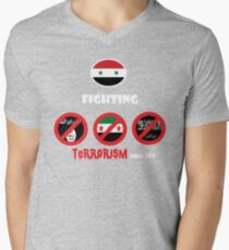 Syria-fighting terrorism since 2011 T-Shirt