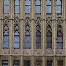 As In Life, Narrow Windows Can Encourage The Broadest View by David McMahon