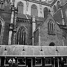 Grote Kerk by Whitney Edwards