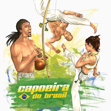 Capoeira do Brasil by Korey