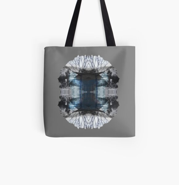 Frigid All Over Print Tote Bag