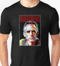 Dissident. Pour Jordan Peterson Fan T-shirt unisexe