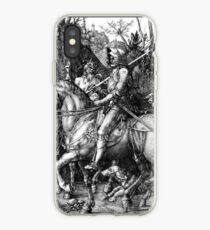 The Knight, Death and the Devil. (1513). Albrecht Durer iPhone Case