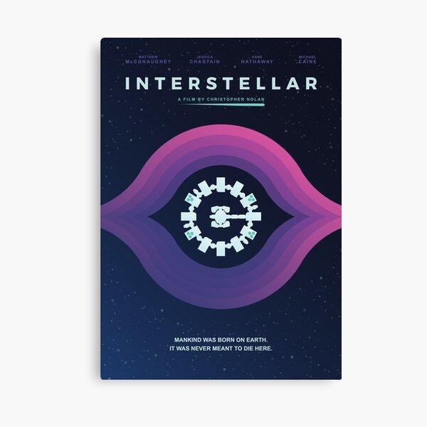 Interstellar - 'I'm Going Home' Canvas Print