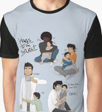 Hugs for the Subject! Graphic T-Shirt