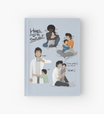 Hugs for the Subject! Hardcover Journal