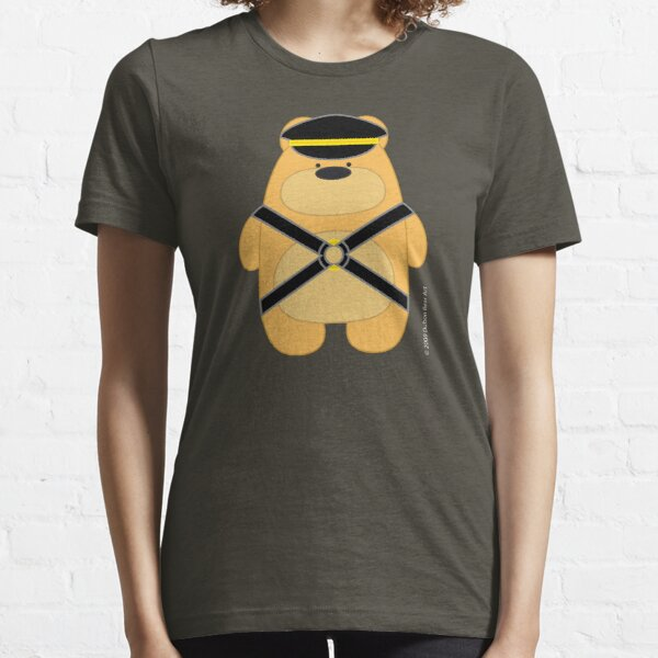 Bear Toy - Leather Blond Essential T-Shirt