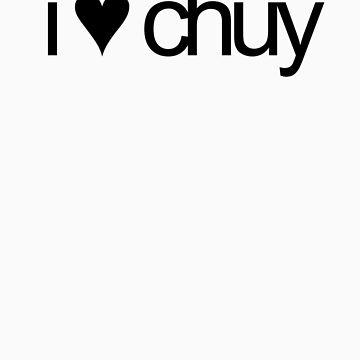 i ♥ chuy by selecko