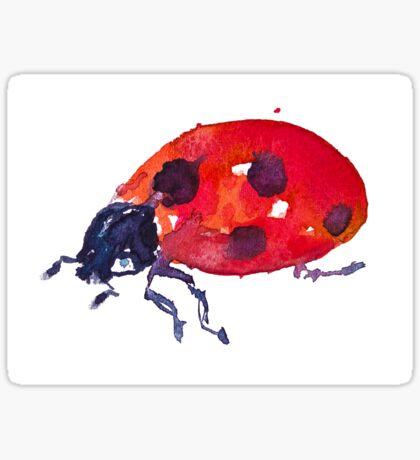 BAANTAL / Pollinate / Ladybird Glossy Sticker