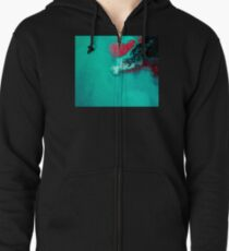 Pigment - new ugly Zipped Hoodie