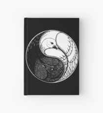 Raven and Dove Hardcover Journal