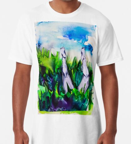 BAANTAL / Hominis / Desire #2 Long T-Shirt