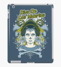 Great graphic design & quot; Diva De Los Muertos & quot; iPad Case/Skin