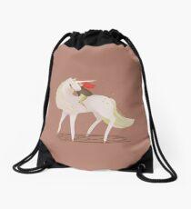 My Magical Friend Drawstring Bag