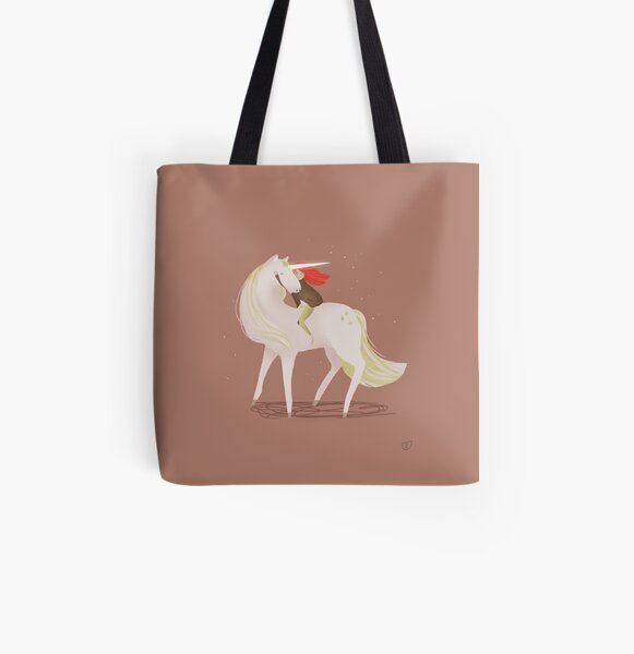My Magical Friend All Over Print Tote Bag