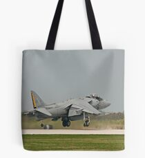 US Marine Harrier Tote Bag