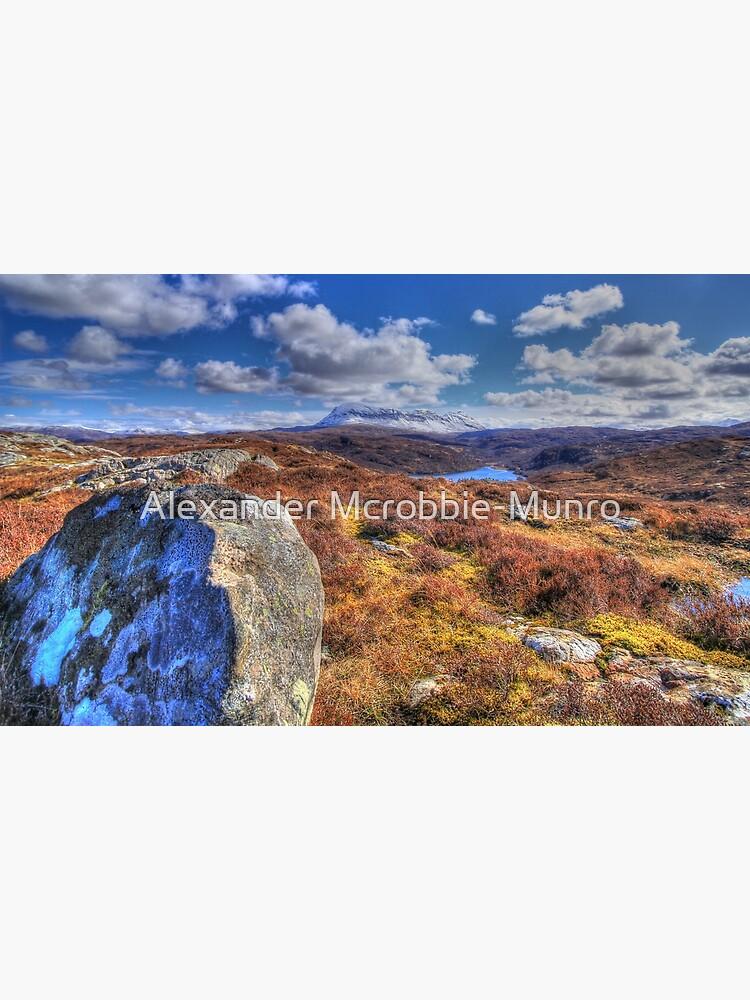 Quinag  Nedd by Alexanderargyll