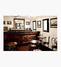 Ticonderoga Saloon Photographic Print