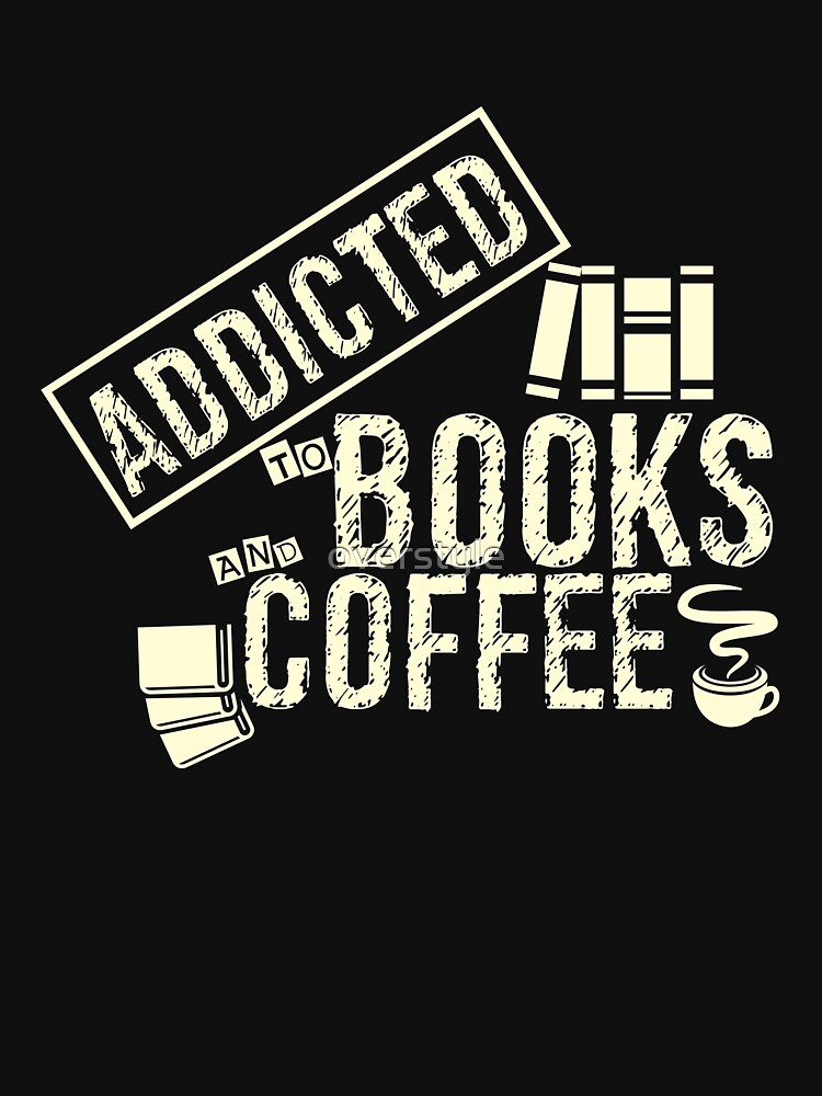 Addicted To Book And Coffee by overstyle