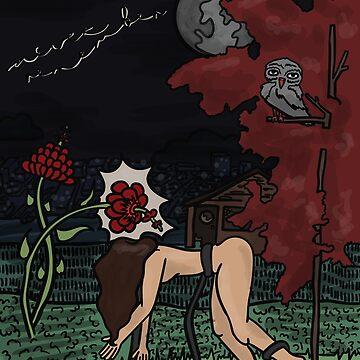 Little Worrier, Nova Klein, Illustration by DMJADESIGN