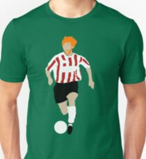 Paddy McCourt - The Ginger Pelé Unisex T-Shirt
