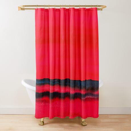 BAANTAL / Lines #2 Shower Curtain