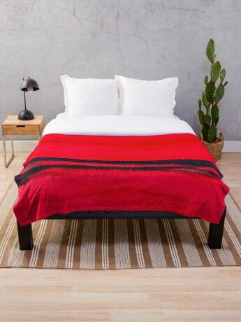 BAANTAL / Lines #2 Throw Blanket