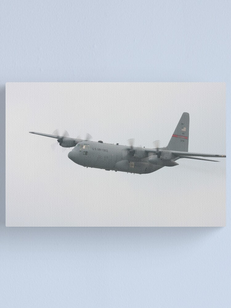 Alternate view of C-130 Hercules Canvas Print