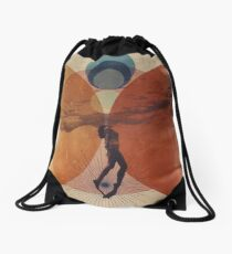 Keep Rising Drawstring Bag