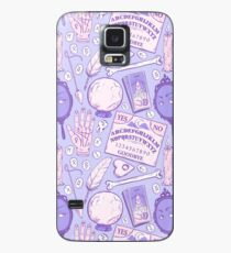 Divination in Pastel Purple Case/Skin for Samsung Galaxy
