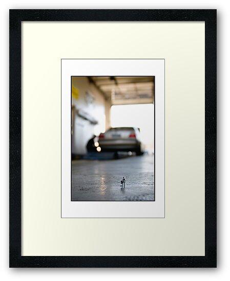 Auto Technician by Matthew Osier