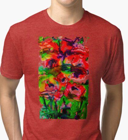 BAANTAL / Pollinate / Lust #2 Tri-blend T-Shirt