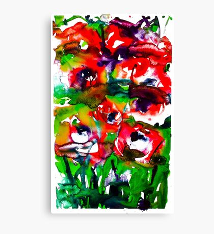 BAANTAL / Pollinate / Lust #2 Canvas Print