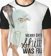 Cousin Eddie: Merry Christmas Graphic T-Shirt