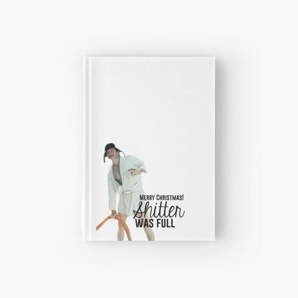 Cousin Eddie: Merry Christmas Hardcover Journal