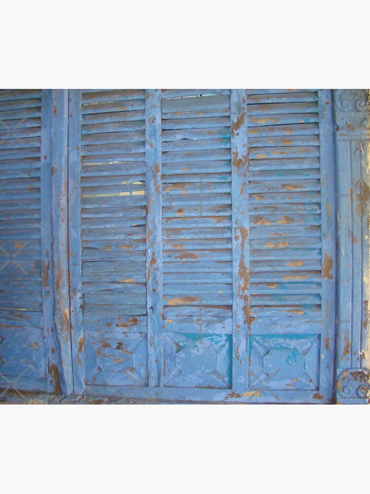 Blue window, rustic wood, turquoise, Rustic window  by PicsByMi