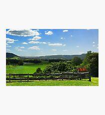 Farmland Photographic Print