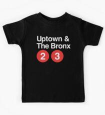 Uptown & The Bronx Kids Tee