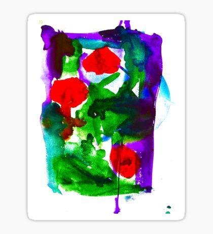 BAANTAL / Pollinate / Evolution #2 Glossy Sticker