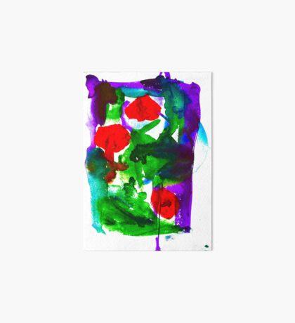 BAANTAL / Pollinate / Evolution #2 Art Board Print