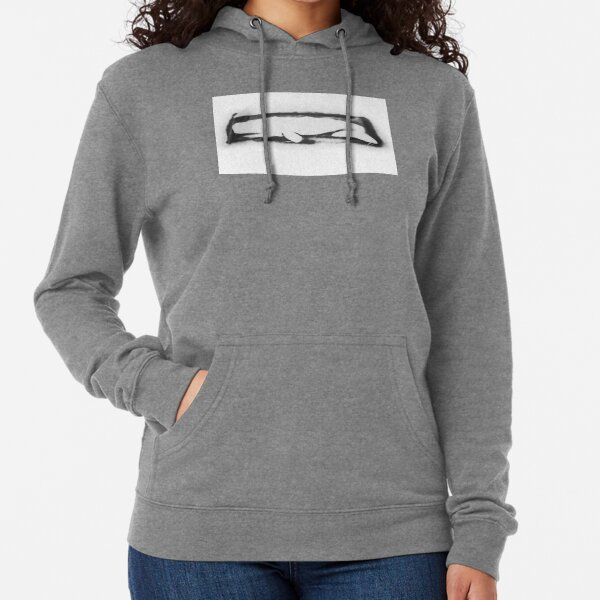 Artifice Whale Lightweight Hoodie