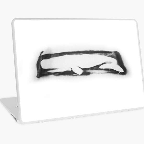Artifice Whale Laptop Skin