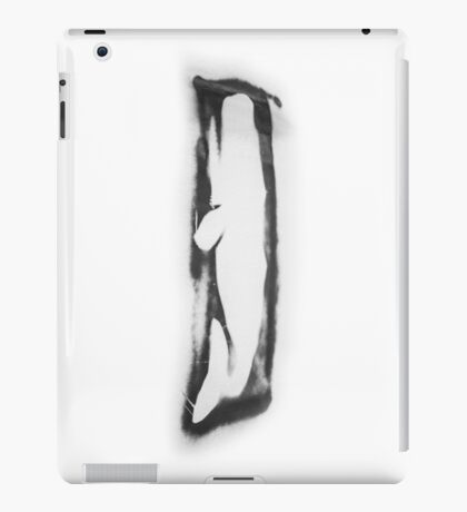 Artifice Whale iPad Case/Skin